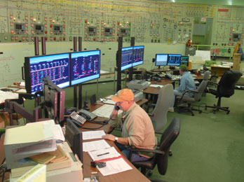 Energy management control center